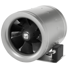 Канальный вентилятор Etaline в круглом корпусе с AC двигателем модели   EL 355 E2 01