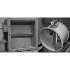 Клапан НЕРПА 200 (круг) Сейсмостойкий