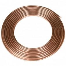 Труба медная 1/4 HALCOR ASTM(Греция)
