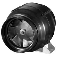 Канальный вентилятор Etaline в круглом корпусе с AC двигателем модели   EL 200L E2 01