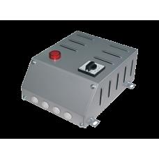 Регулятор скорости с термозащитой SRE-E-5-T (пятиступенчатый)