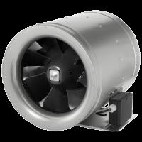 Канальный вентилятор Etaline в круглом корпусе для применения с преобразователем частоты модели   EL 250 D2 01