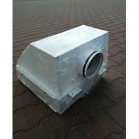 Блок воздухораздающий 600х600/д100-150 (Модуль)