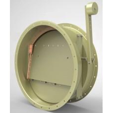 Клапан НЕРПА-КО 250 (круг) Сейсмостойкий