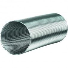 Гибкий алюминиевый воздуховод -100(102мм)