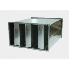 Шумоглушитель пластинчатый ГПП 200х100/1000