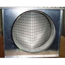 Фильтр круглых воздуховодов ФЛК д-100