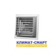 Потолочная решётка SCDR 300х300 (4АПР)